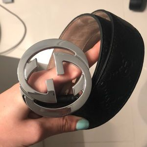 Gucci belt. Used twice 100% authentic